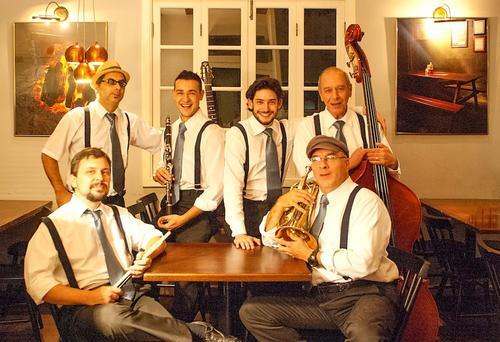 Boss Traditional Jazz, 2013