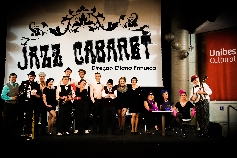 Jazz Cabaret, Nov. de 2016