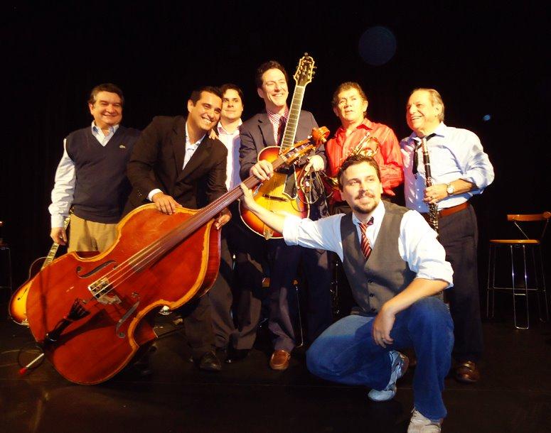 TMJB com John Pizzarelli, 2010