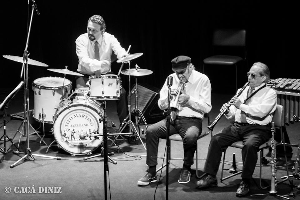 com André Busic e Tito Martino, 2016
