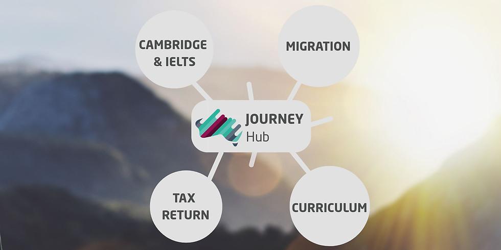 JOURNEY Hub | Consultas Personalizadas
