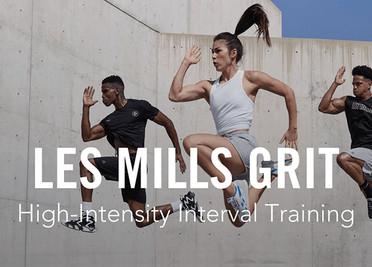 Les Mills Grit #1