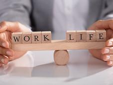 Finding a work / life balance
