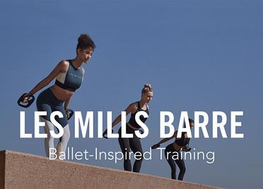 Les Mills Barre