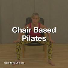 Chair Based Pilates