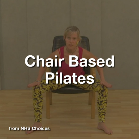 Chair Based Pilates