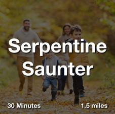 Serpentine Saunter