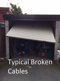 typical broken cables