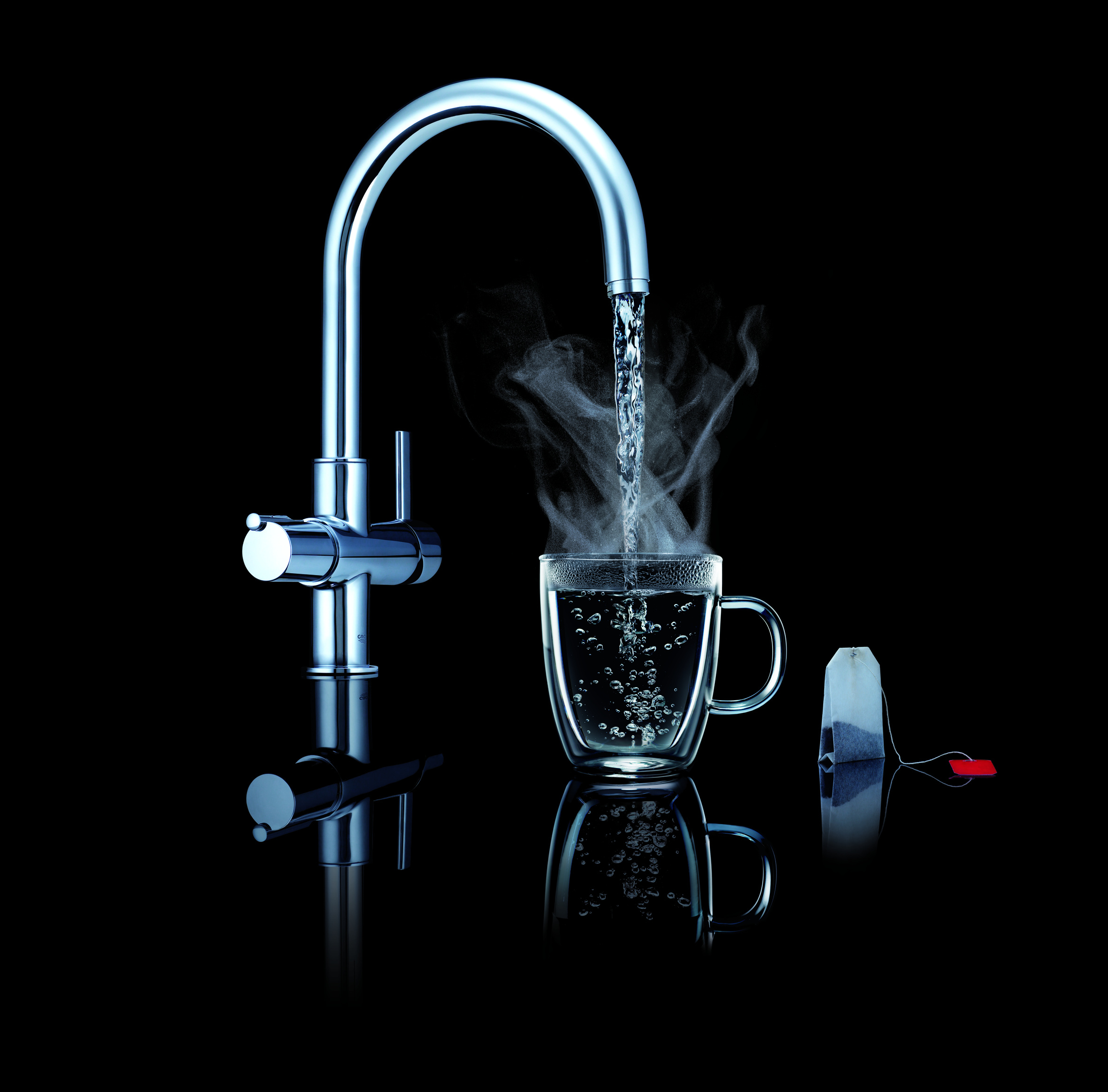 Grohe Red teabag