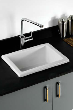Inset Kitchen Sink