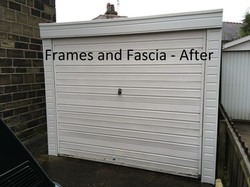 frames and faschia after