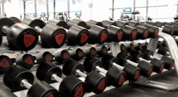 The LC Swansea gym
