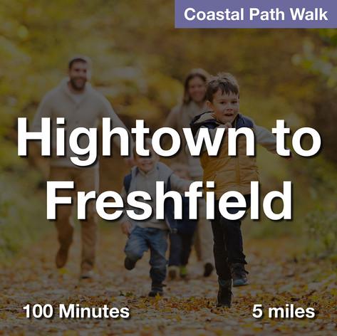 Hightown to Freshfield