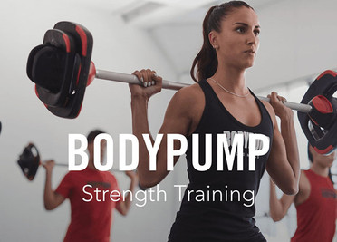 Les Mills Bodypump Lower