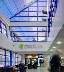 Meadows Leisure Centre Reception