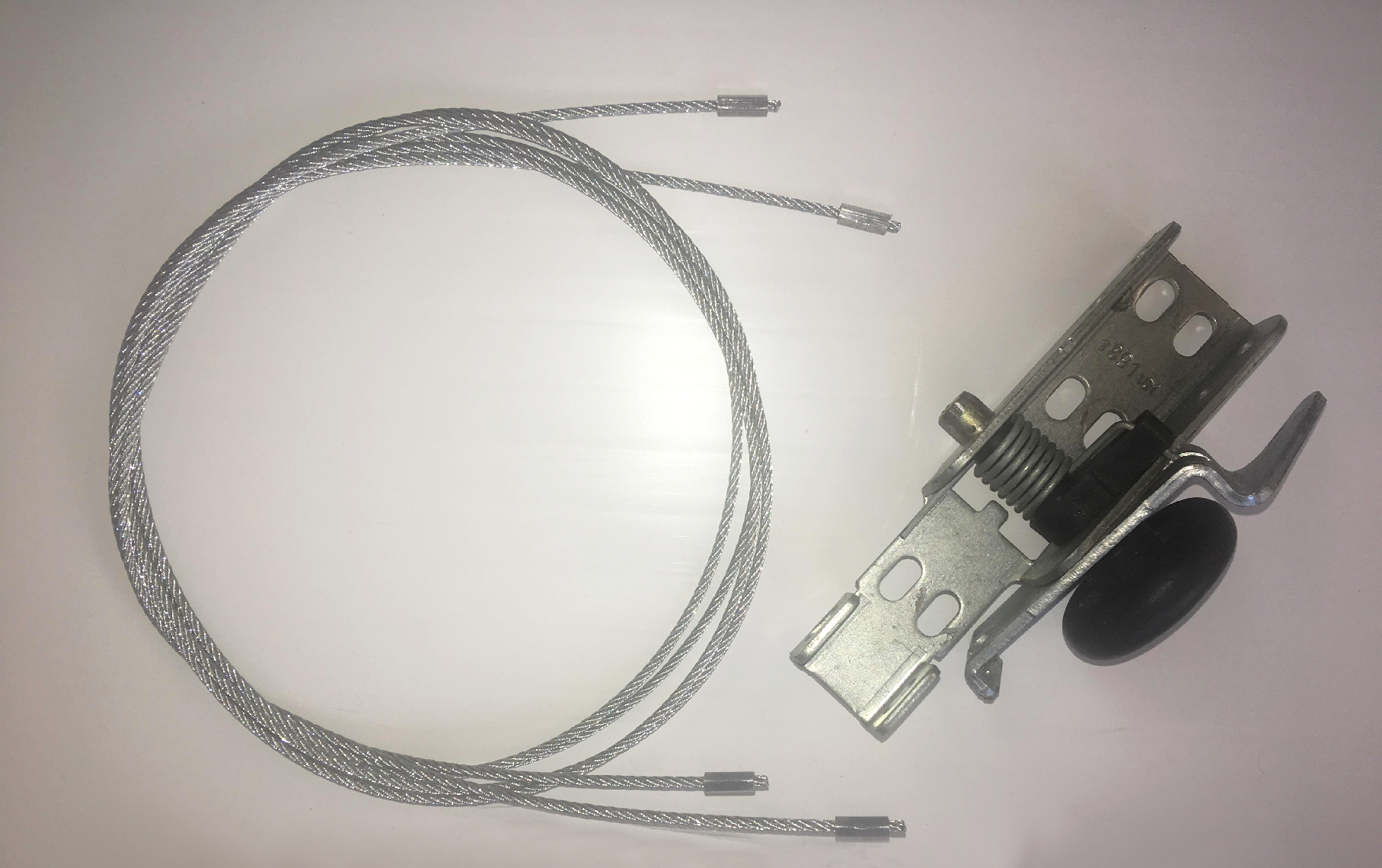 Garder Horman cables and anti drop roller