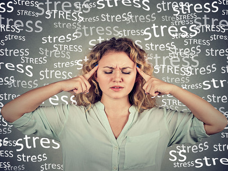 How to deal with work related stress