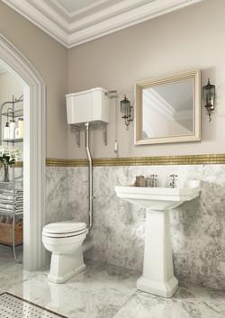 Adare Traditional bathroom