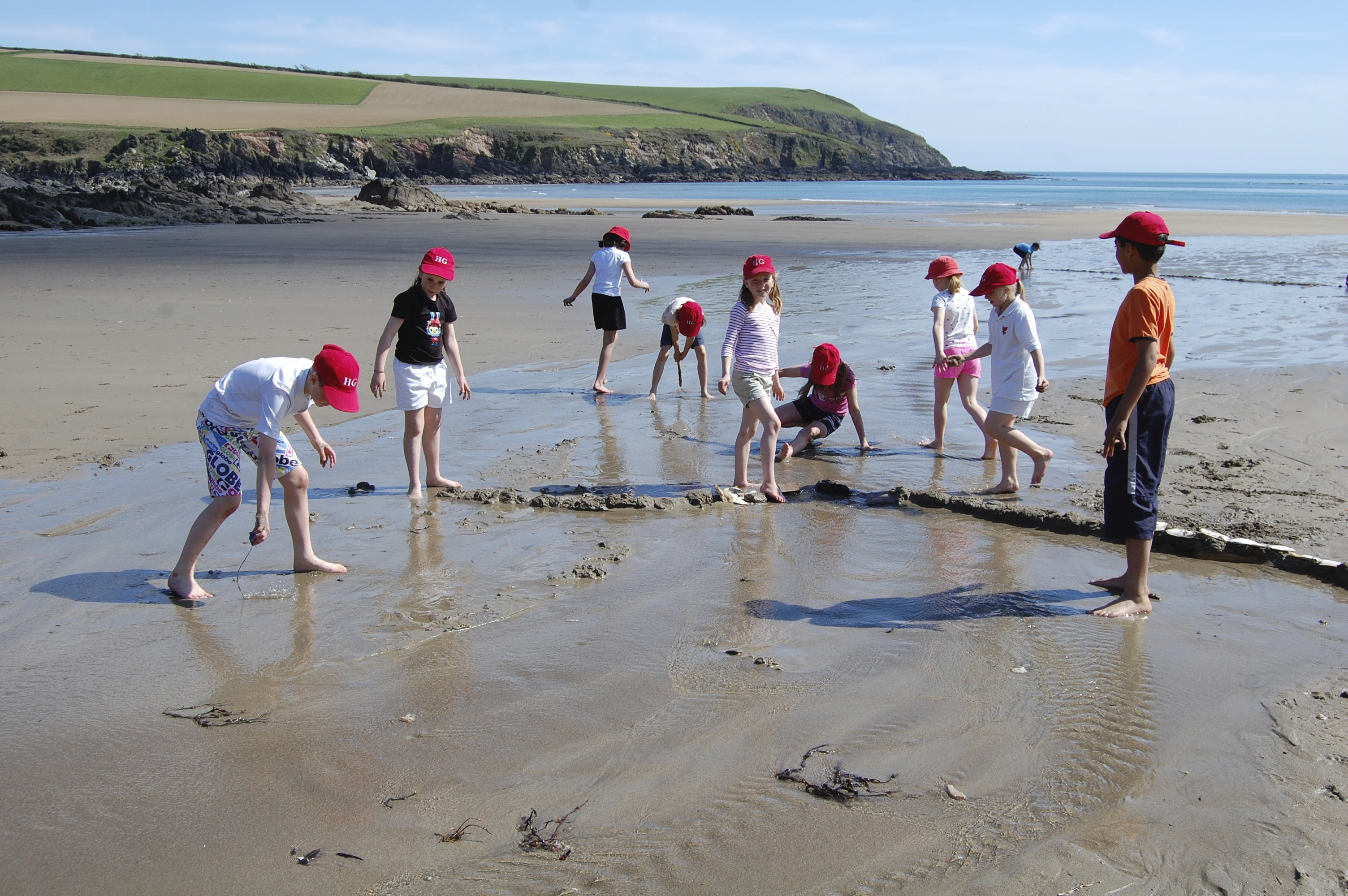 Battisborough beach education