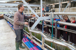 Battisborough farm visits