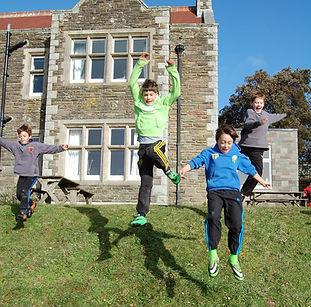 battisborough house schools outdoor activity centre