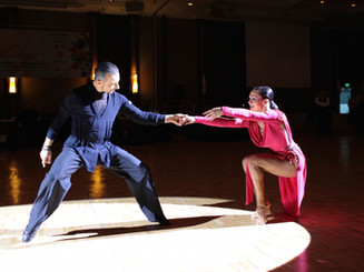 Witness World Champions in DanceSport
