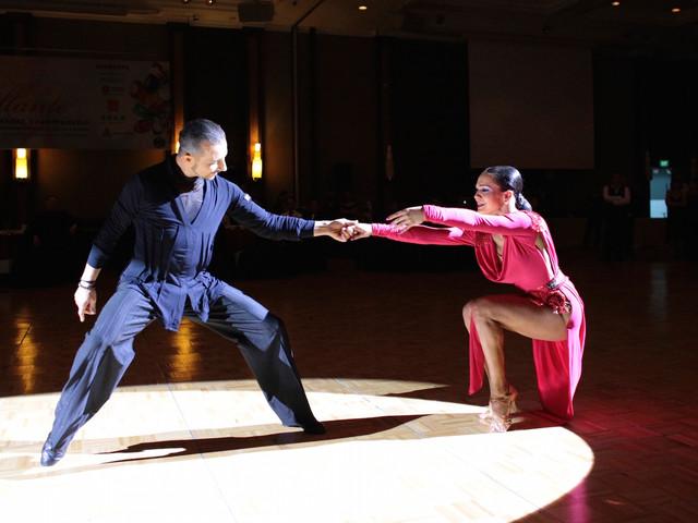 Witness World Champions in DanceSport