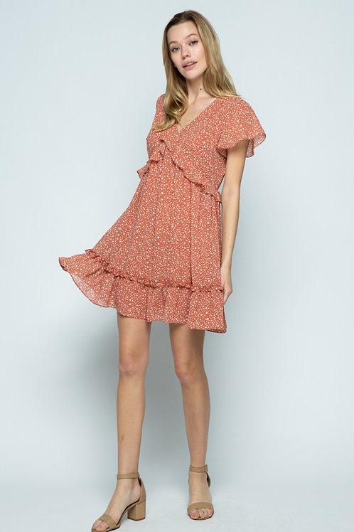 Ruffle Up Dress