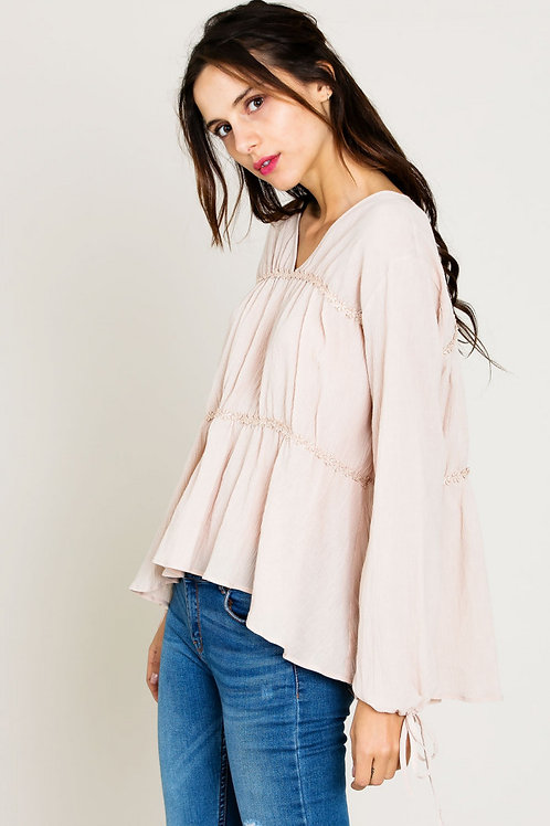 Romantic Ways Flowy Blouse