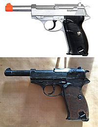 Walther P38 prop painted_both.jpg