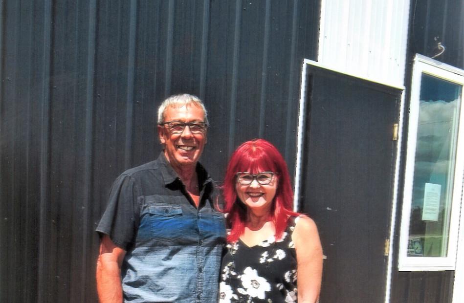 Garth and Karen Handke, Owners of Top Notch Truck Wash