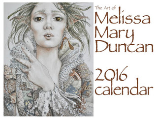 My 2016 Calendar Is Finished