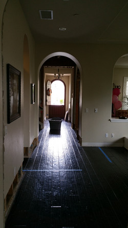 Main Entrance Before