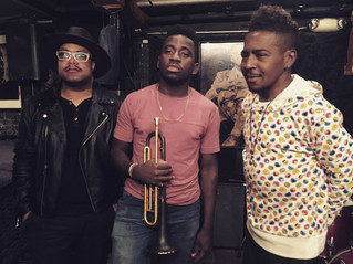 Nicholas Payton, Giveton Gelin & Roy Hargrove at Smalls Jazz Club