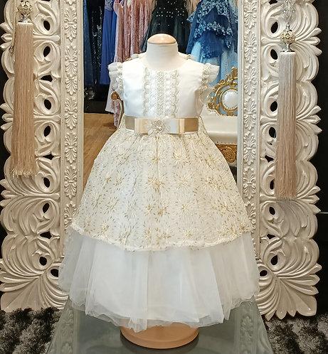 AMBER Champagne Dress