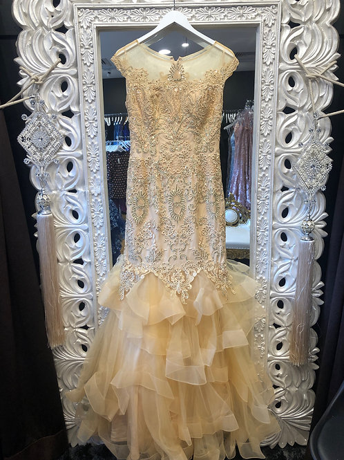 BELLA MERMAID dress