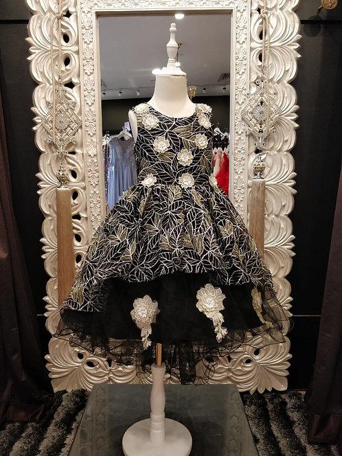 KENYA High-lowBlack Dress