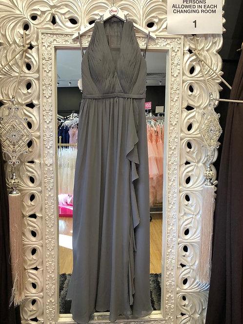 NECK TOP dress