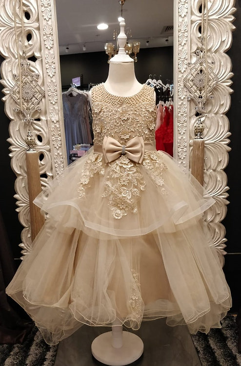 Kir Champagne Dress
