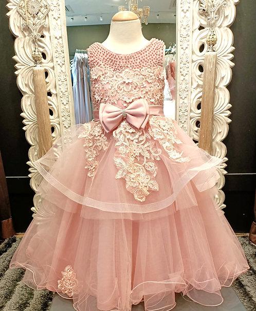 Kir Dusty Pink Dress