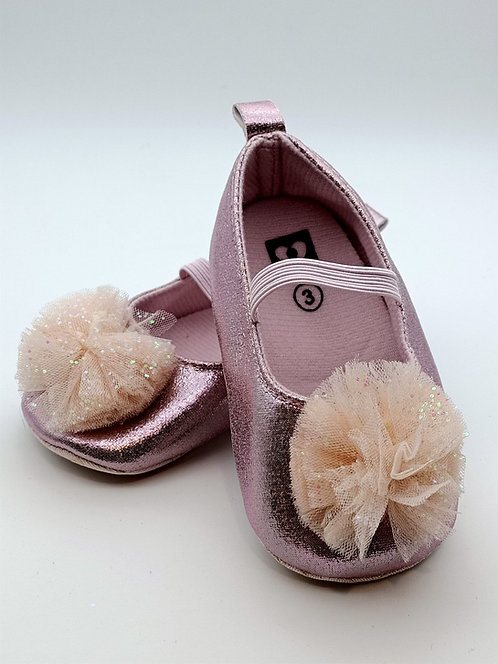 Blush kids shoes
