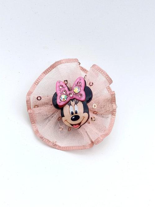 Mickey Mouse hair clip BLUSH