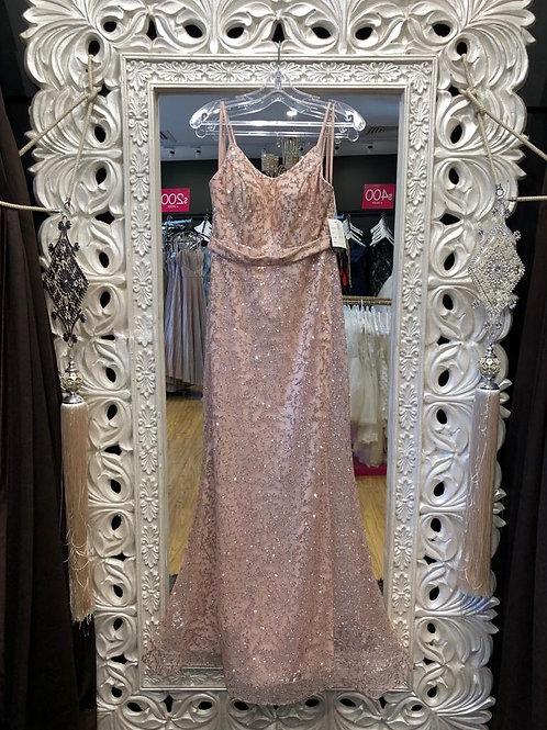 Blaire Glitter Gown