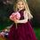 Thumbnail: RAMONA Red Wine Dress