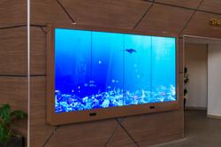 Интерактивный аквариум
