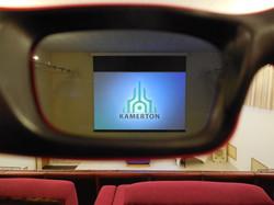 """3D кинотеатр в ДК """"Строитель"""""""