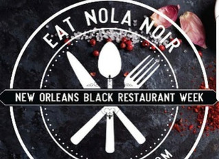 Support the first annual New Orleans Black Restaurant Week Feb 12-24 featuring restaurants such as H