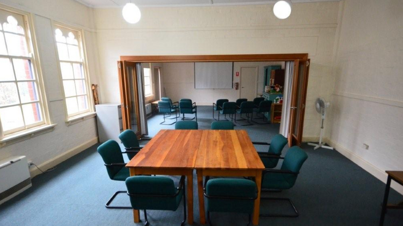 Meeting Room & Movie Room