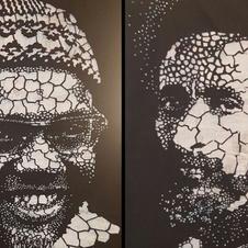 Una mirada a Koffi Mensah Exponer la memoria de las identidades africanas (translation from Portuguese for C&AL)