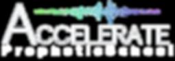 Accelerate translucent greyscale Logo 2